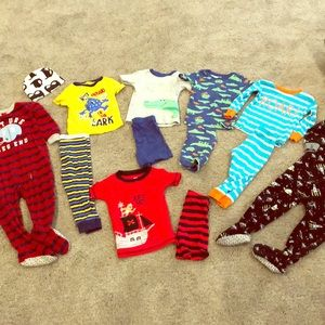 Boys 18-24 month PJ bundle